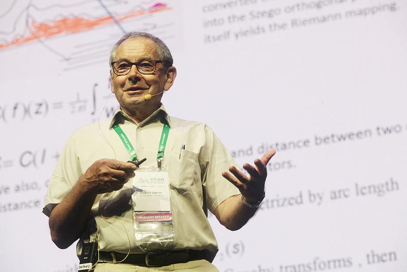 Ronald Raphael Coifman matemático israelense.